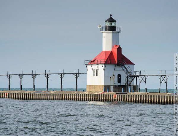 Lighthouse, St. Joseph