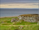 Broch with a view